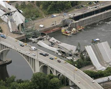 picture - bridge collapse